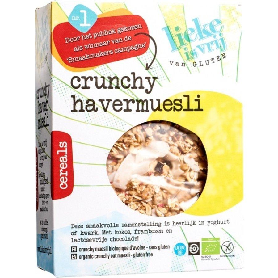 Crunchy Havermuesli Biologisch