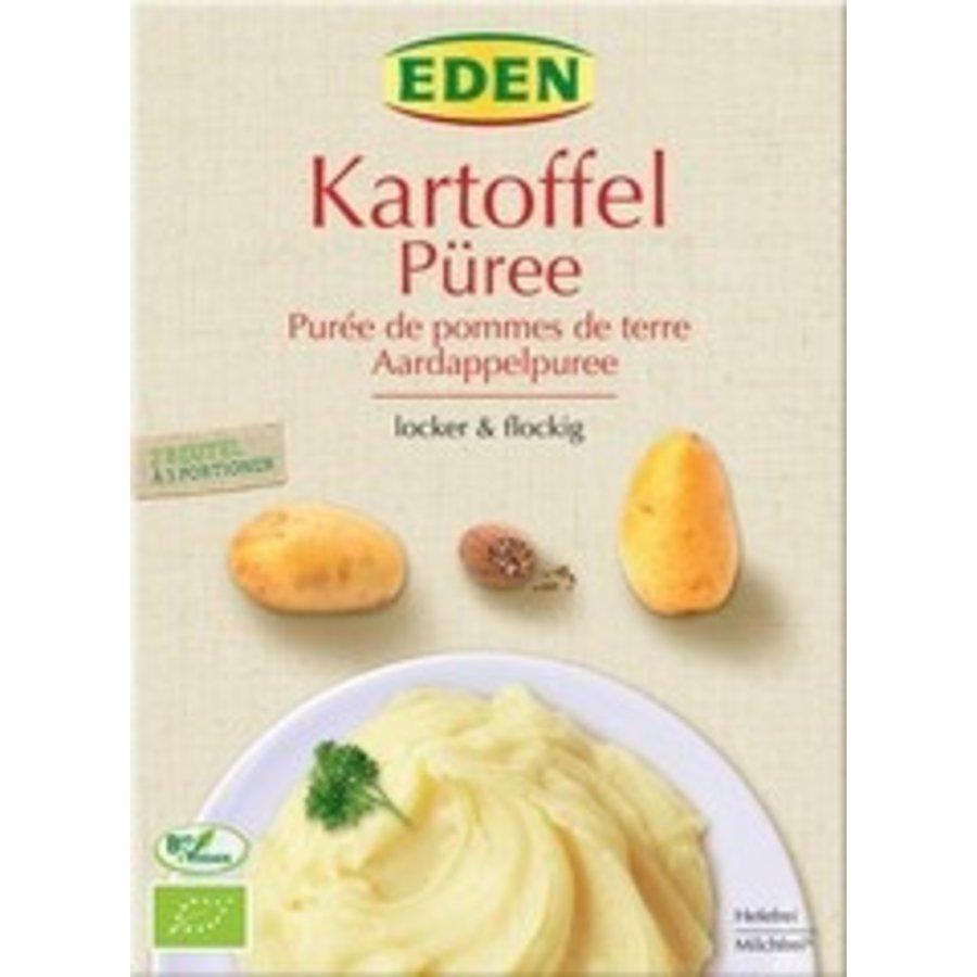 Aardappelpuree Biologisch