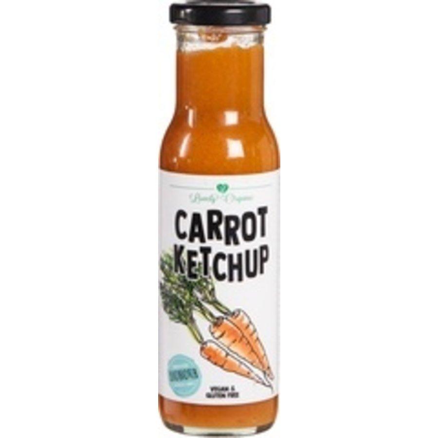 Wortel Ketchup Biologisch