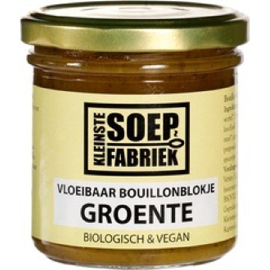 Vloeibaar Bouillonblokje Groente Biologisch