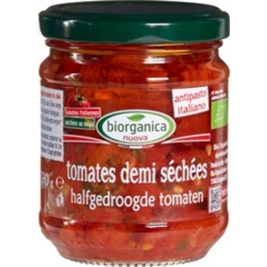 Halfgedroogde Tomaten Biologisch