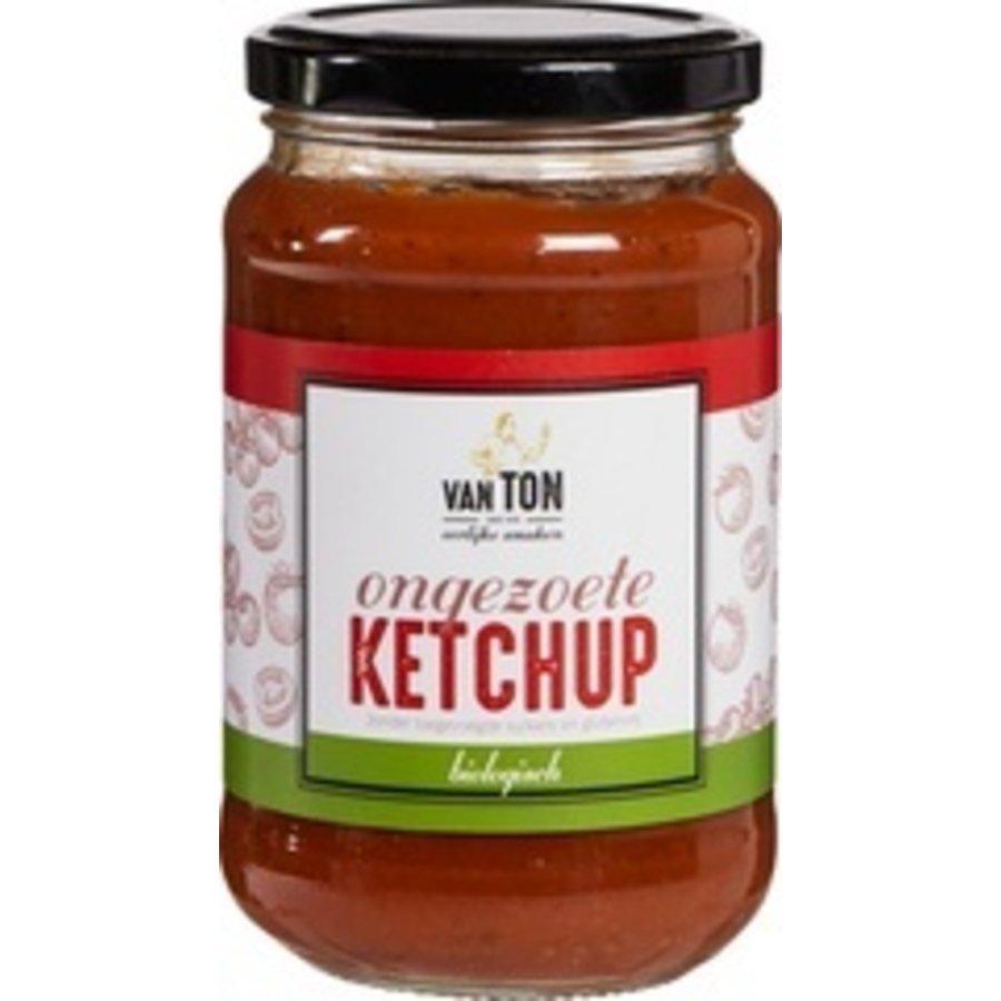 Ongezoete Ketchup Biologisch