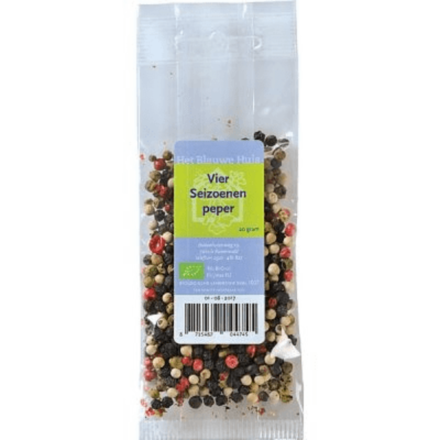 Vier Seizoenen Peper 20 gram