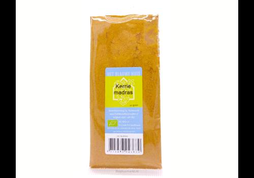Het Blauwe Huis Kerrie Madras Kruiden 40 gram