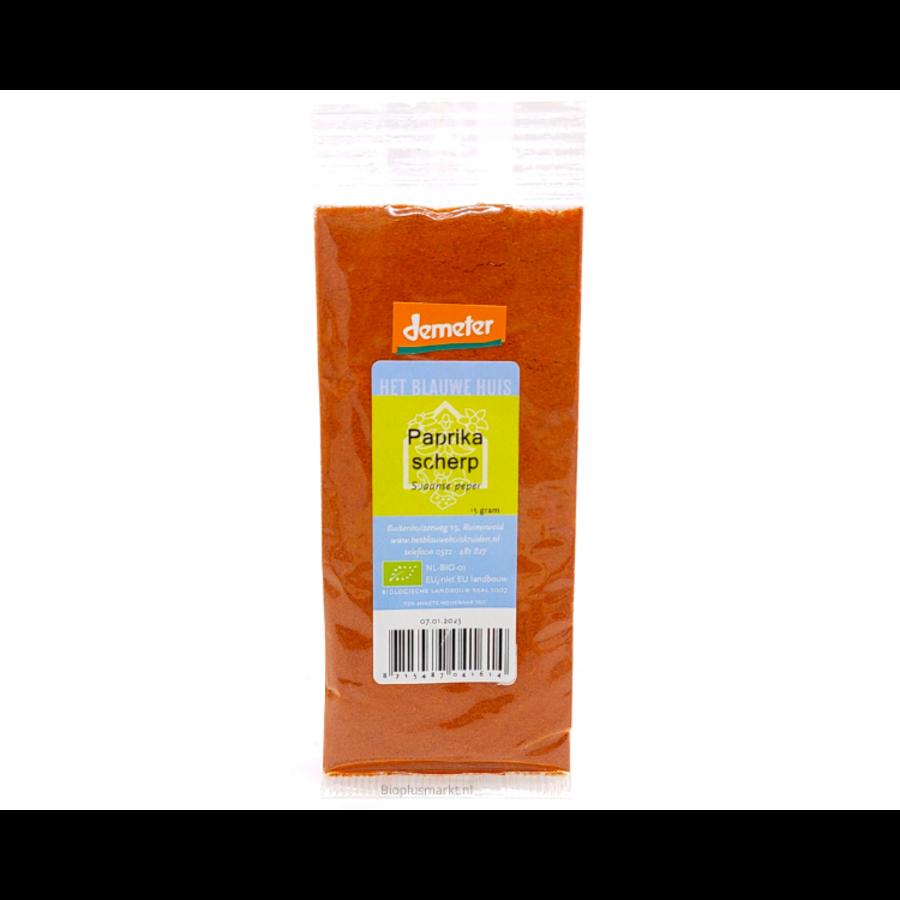 Paprika Poeder Scherp 15 gram