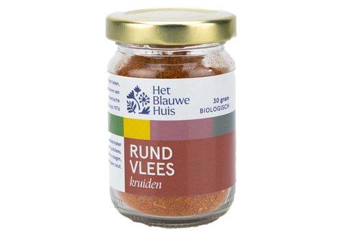 Het Blauwe Huis Rundvlees Kruiden 30 gram