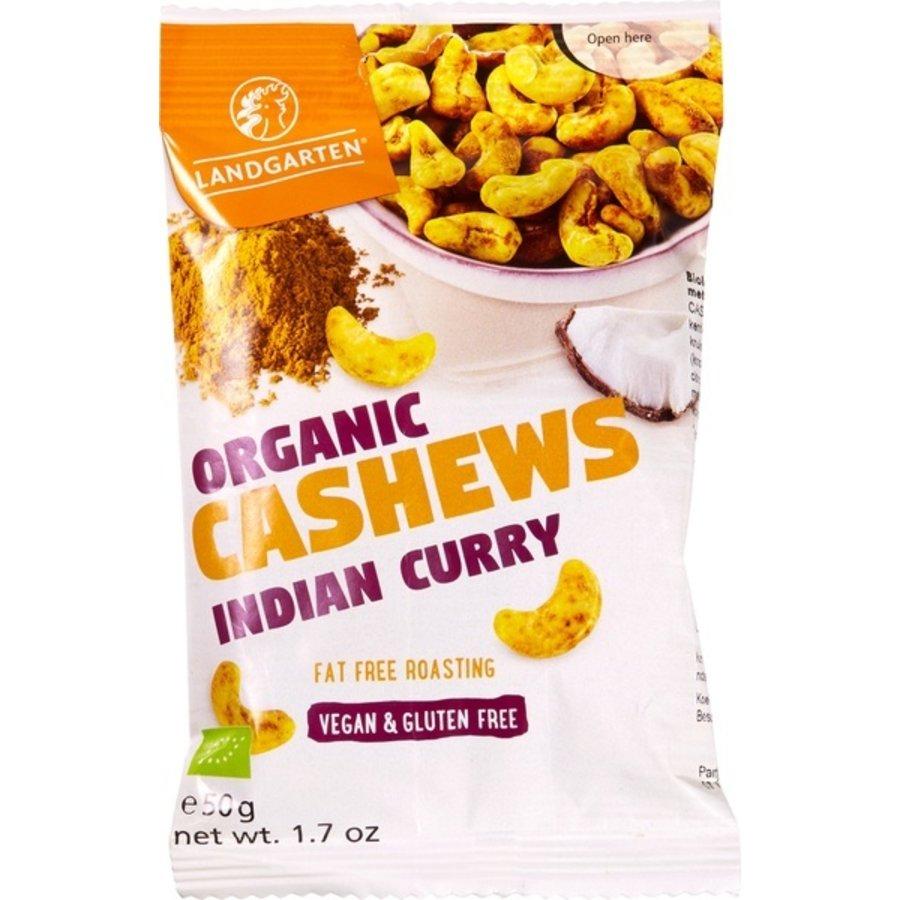 Cashewnoten Indian Curry Biologisch