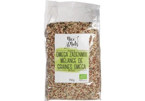 Nice&Nuts Omega Zadenmix Biologisch