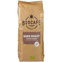 Koffiebonen dark roast biologisch