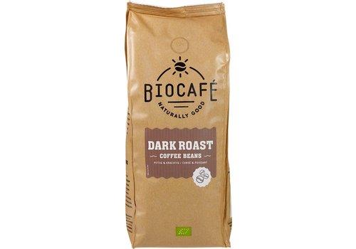 BioCafé Koffiebonen dark roast biologisch