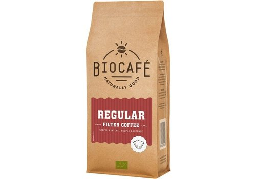 BioCafé Filterkoffie Regular Biologisch