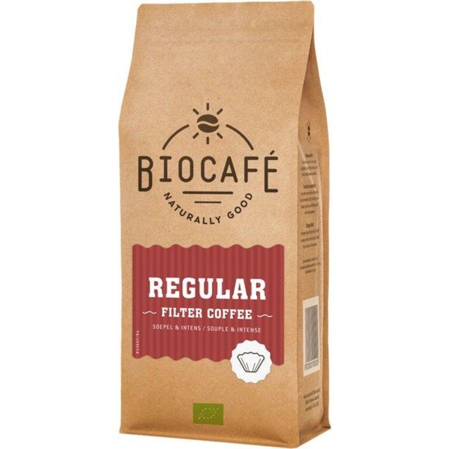 Filterkoffie Regular Biologisch