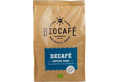 BioCafé Koffiepads Cafeïnevrij 36 stuks  Biologisch