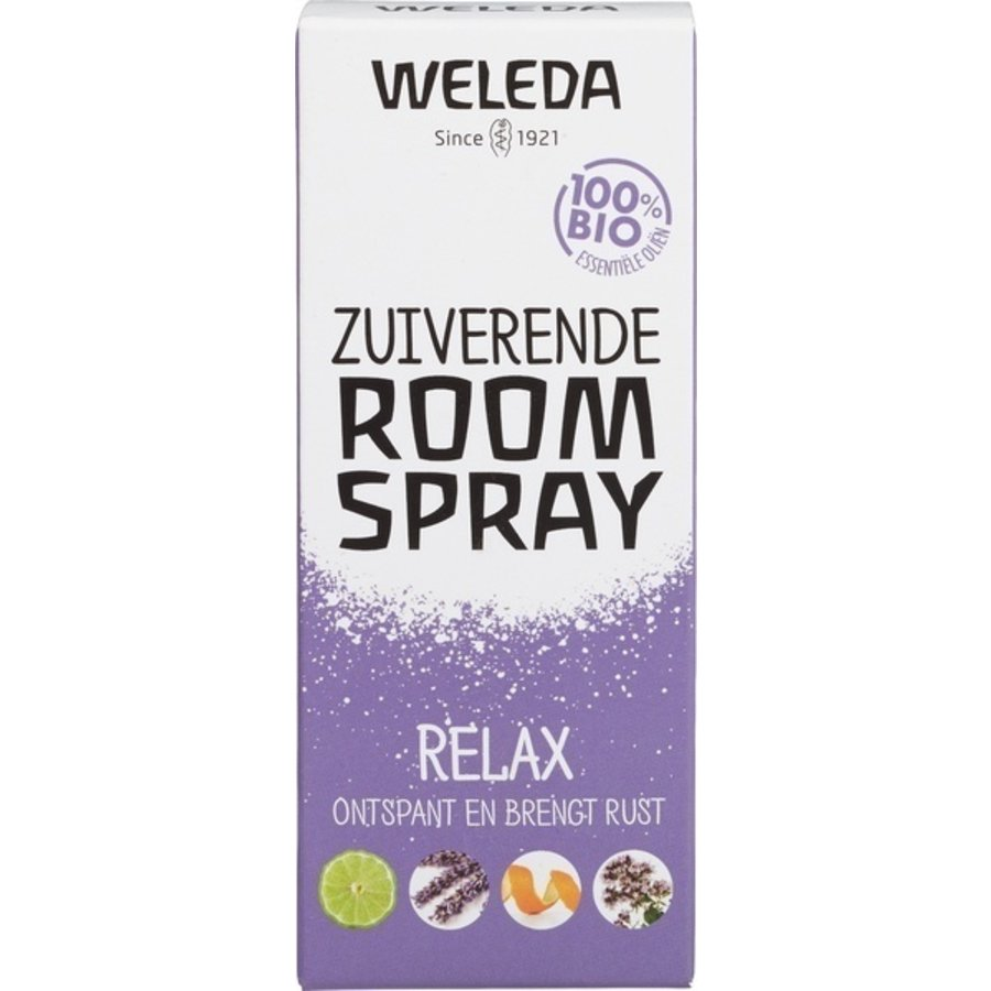 Zuiverende Room Spray Relax 50 ml