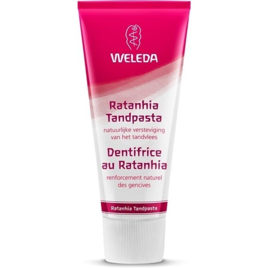 Tandpasta Ratanhia 75 ml
