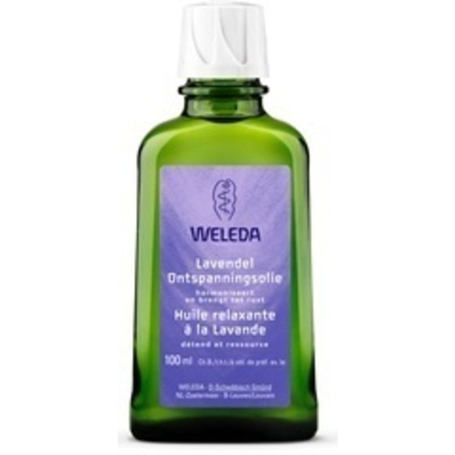 Lavendel Ontspanningsolie 100 ml