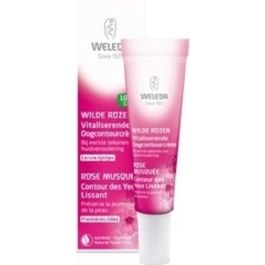 Wilde Rozen Vitaliserende Oogcrème 10 ml