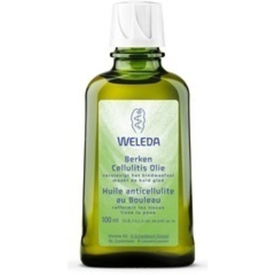 Berken Cellulitis Olie 100 ml