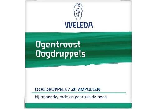 Weleda Ogentroost Oogdruppels 20 ampullen
