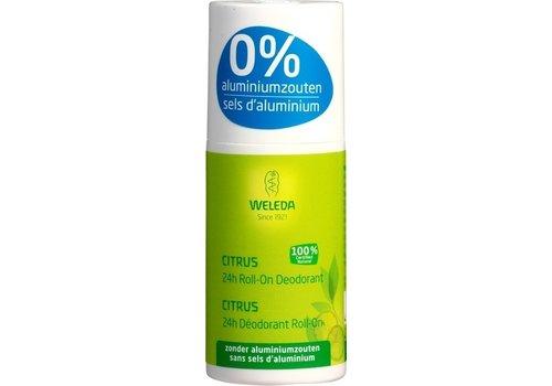 Weleda Citrus 24h Roll-On Deodorant 50 ml