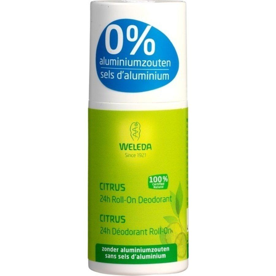 Citrus 24h Roll-On Deodorant 50 ml