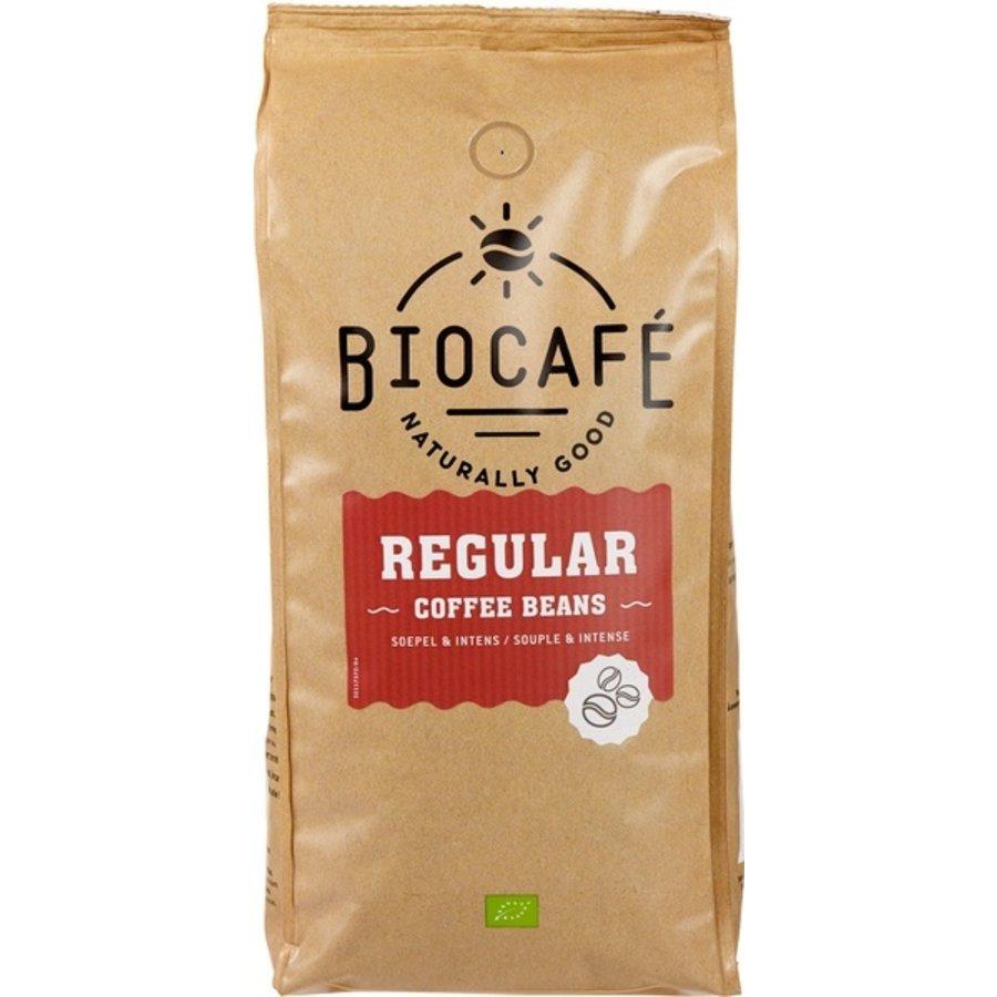 Koffiebonen Regular Biologisch