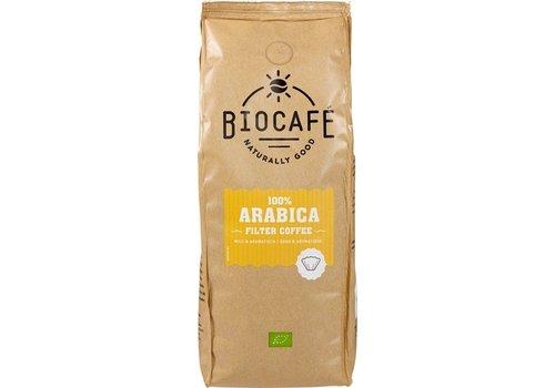 BioCafé Filterkoffie 100% Arabica Biologisch