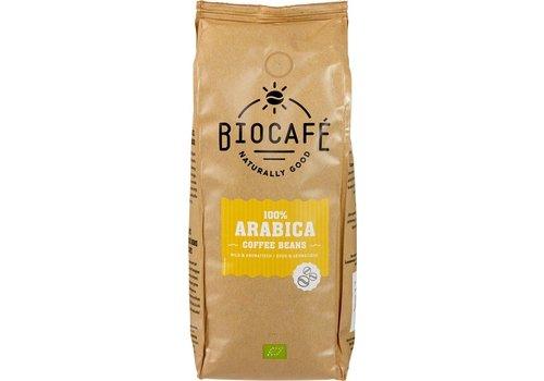 BioCafé Koffiebonen 100% Arabica Biologisch