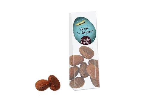Bonvita Chocolade Paaseitjes Half Puur & Half Chocolade Biologisch
