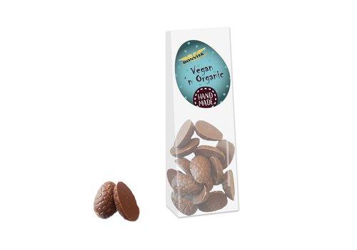 Bonvita Halve Chocolade Paaseitjes Biologisch