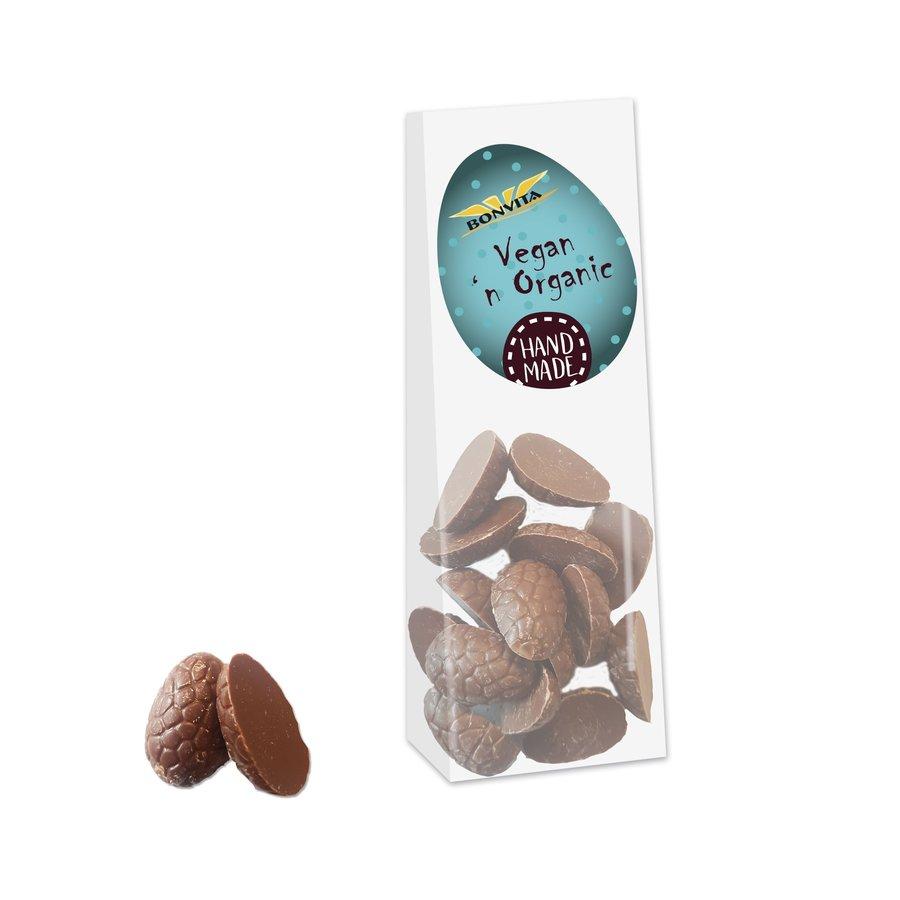 Halve Chocolade Paaseitjes Biologisch
