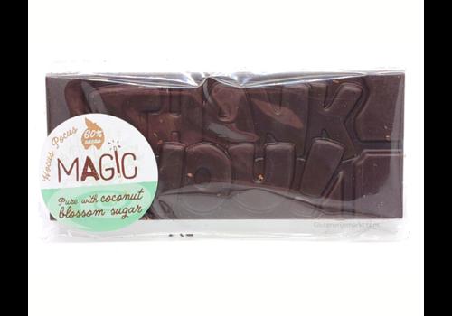 Magic Chocolate Chocoladereep 'Thank You!' Biologisch