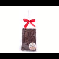 Chocoladereep 'Happy Birthday!' Biologisch
