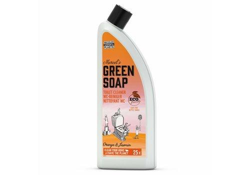 Marcel's Green Soap Toiletreiniger Sinaasappel & Jasmijn