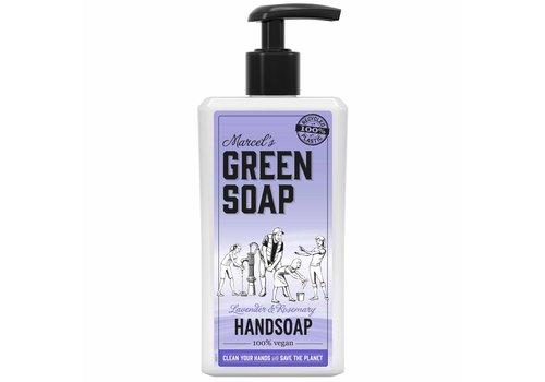 Marcel's Green Soap Handzeep Lavendel & Rozemarijn