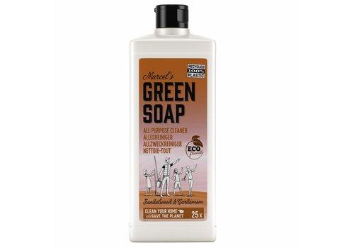 Marcel's Green Soap Allesreiniger Sandelhout & Cardemom