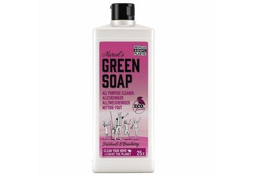 Marcel's Green Soap Allesreiniger Patchouli & Cranberry