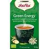 Yogi Tea Groene Thee Energy Biologisch