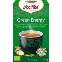 Groene Thee Energy Biologisch
