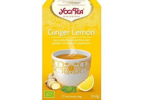 Yogi Tea Gember-Citroen Kruidenthee