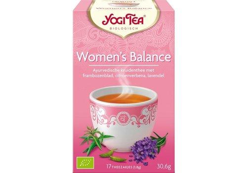Yogi Tea Women's Balance Thee Biologisch