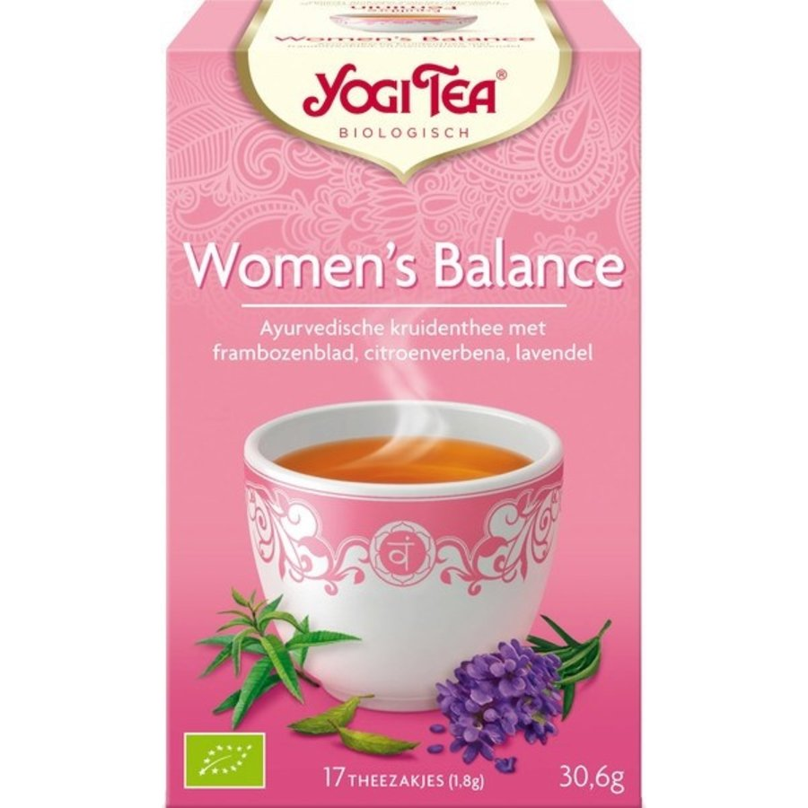 Women's Balance Thee Biologisch