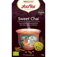 Sweet Chai Thee Biologisch