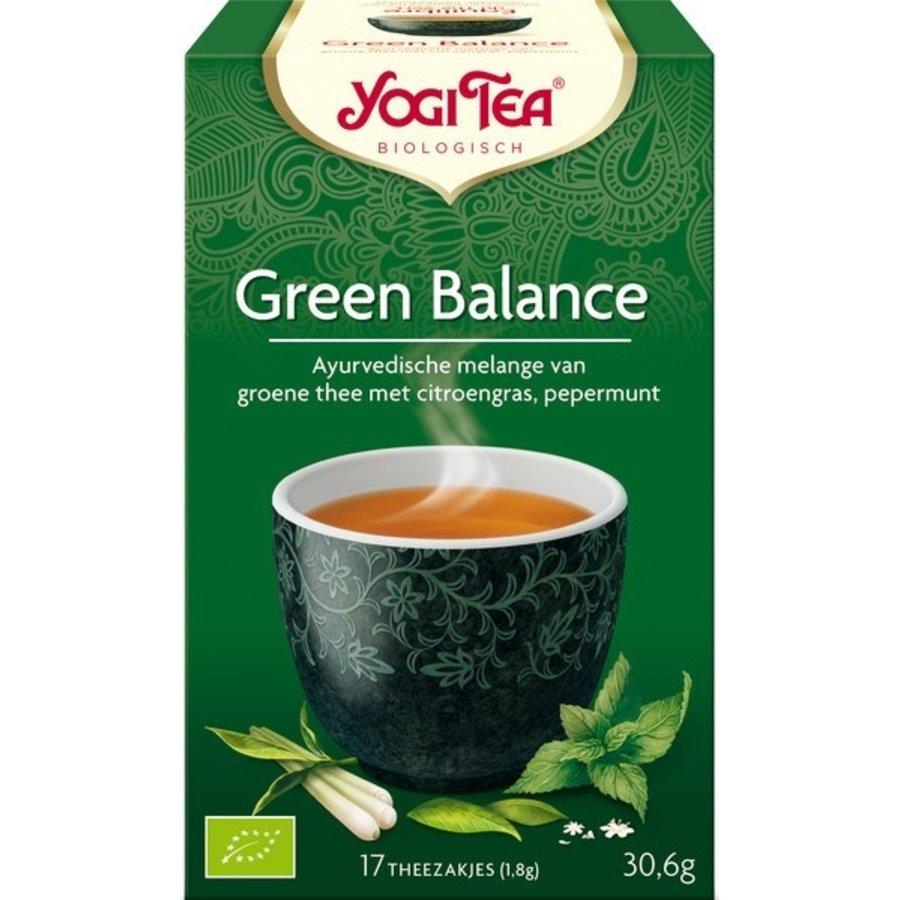 Balance Green Tea Biologisch