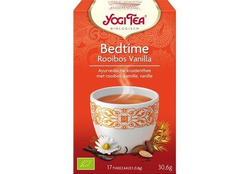 Yogi Tea Bedtime Rooibos-Vanille Thee Biologisch