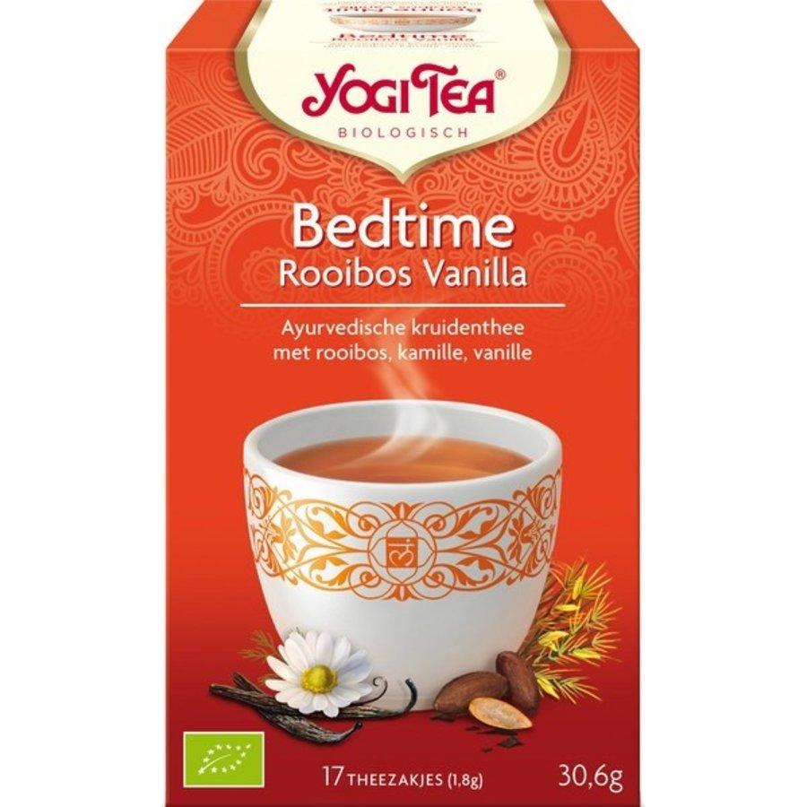 Bedtime Rooibos-Vanille Thee Biologisch