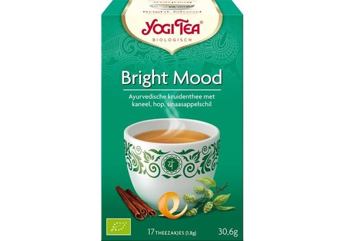 Yogi Tea Bright Mood Kruidenthee Biologisch