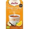 Yogi Tea Gember-Sinaasappel-Vanille Kruidenthee Biologisch