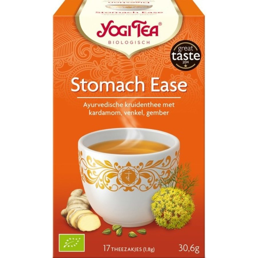 Stomach Ease Thee Biologisch