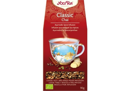 Yogi Tea Classic Cai Kruidenthee Biologisch